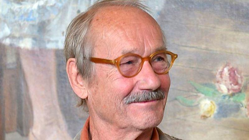 Bild på Gösta Ekman.